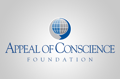 NY Times Article: Founding Appeal of Conscience Foundation