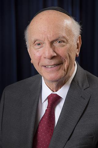 Rabbi Arthur Schneier