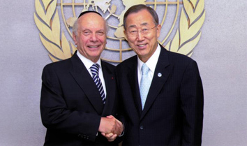 International U.N. Holocaust Commemoration