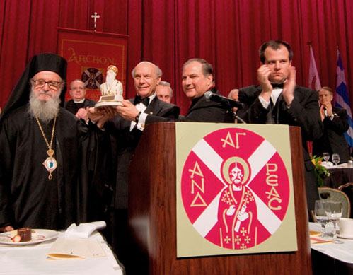 New York – ACF Receives Athenagoras Human Rights Award
