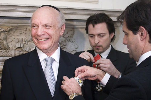 New York – ACF President Receives Italian Solidarity Medal